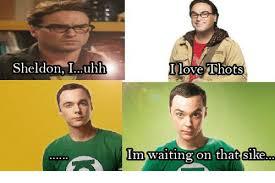 Sike Meme - sheldon iouhh ilove thots lma waiting on that sike thot meme on sizzle