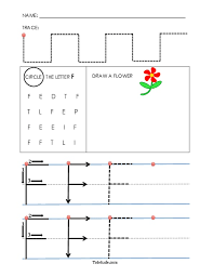 free worksheets worksheets for the letter f free math