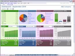 Excel Template For Financial Analysis Financial Dashboard Excel Templates Excel