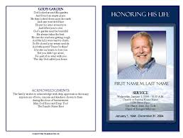 funeral programs templates excellent and excellent funeral program template with poems and