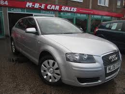 used audi a3 2006 for sale motors co uk