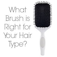 best hair brushes what kind of hair brush is best for your hair type babble