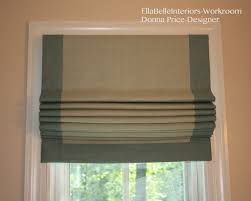 Fabric Window Shades by Flat Fold Roman Shade U2026 Playroom The Border In A Different Fabric