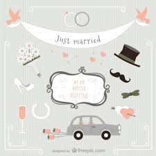 Just Married Cards Just Married Vectors Photos And Psd Files Free Download