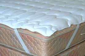 mattress pads for wood frame hard side waterbeds