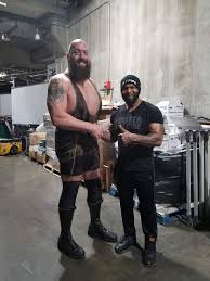 big show in incredible shape wrestling amino