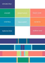 pantone color palette pantone spring 2015 color palette event ideas pinterest