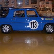 renault gordini r8 engine legend cars