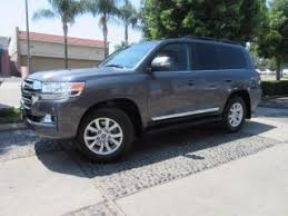 toyota land cruiser certified pre owned used and certified pre owned toyota land cruiser in venice ca