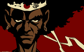number one headband afro samurai it is all about the number one headband