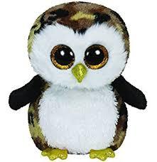 The Owl Barn Gift Collection Amazon Com Ty Sammy Owl Plush Brown Regular Toys U0026 Games