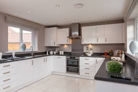 wymondham phase 2 taylor wimpey langdale kitchen