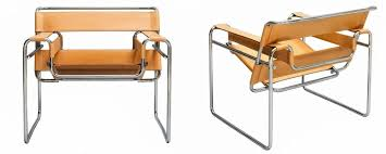 Marcel Breuer Chairs Wassily Chair Designed By Marcel Breuer Steelform Design Classics