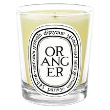 diptyque oranger candle 6 5 oz aromatherapy candles