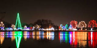 yogi bear christmas lights holiday lights wisconsin tours around the state state trunk tour