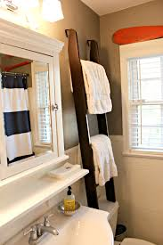southern bathroom ideas live the ladder placement over the toilet from