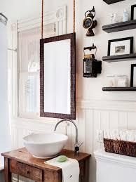 Flat Bathroom Mirror by Top 25 Best Eclectic Bathroom Mirrors Ideas On Pinterest