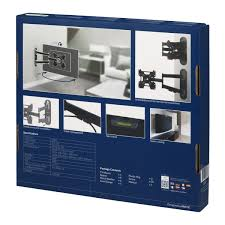 Cable Management System For Wall Mounted Tv Tv Flex S Tv Wall Mount Arctic