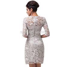 grey lace short dresses other dresses dressesss