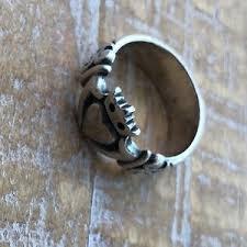 avery claddagh ring avery jewelry adorned claddagh ring poshmark