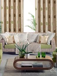 Chocolate Curtains Eyelet Leaves Luxury Green Chocolate Eyelet Curtain Brown Eyelet