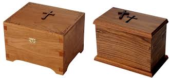 trappist caskets handcrafted by the monks of new melleray abbey