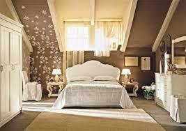 schlafzimmer mit schrge einrichten einrichtungsideen jugendzimmer dachschräge bett dekoration schrank