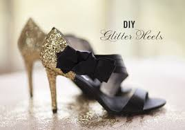 wedding shoes glitter 100 layer cake diy glitter wedding shoes conrad