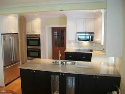 White Cabinets Kitchens Ikea Ramsjo Two Toned Kitchen Kitchens Ikea Fans And Moldings