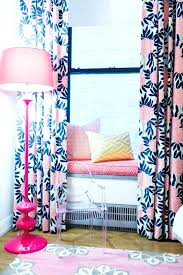 Pink Trellis Curtains Amazing Of Trellis Fabric Curtains Inspiration With Pink Trellis