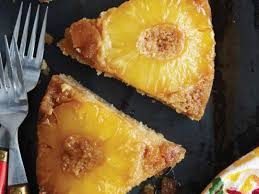 pineapple upside down cake with hawaiian sea salt recipes