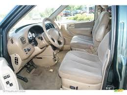 2001 Dodge Caravan Interior Sandstone Interior 2001 Dodge Grand Caravan Sport Photo 52048763