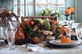 thanksgiving diy how to make your own thanksgiving centerpiece