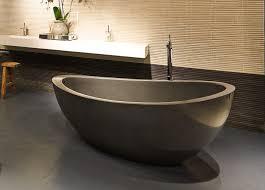 Composite Bathtub 20 Bathroom Designs With Stunning Stone Tubs Stone Bathtub