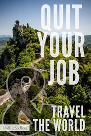 how to travel the world images Quit your job and travel the world north to south jpg