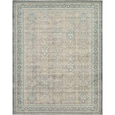 green gray distressed area rugs rugs the home depot