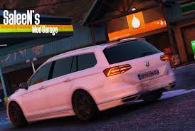 volkswagen pink 2016 volkswagen passat variant r line b8 add on replace gta5