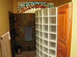 Glass Block Bathroom Designs Bathroom Exquisite Bathroom Designs From Photos Of Glass Block