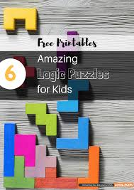 6 amazing printable logic puzzles for kids brain games logicroots