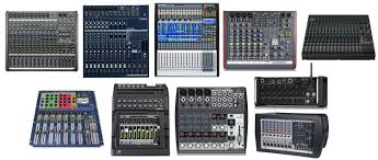 studio rack desk the top 10 best audio mixers for the money the wire realm
