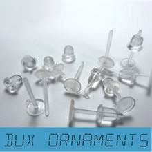 plastic back earrings popular plastic earring posts buy cheap plastic earring posts lots