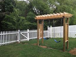 Backyard Cing Ideas For Adults Pergola Swing Set Outdoor Goods