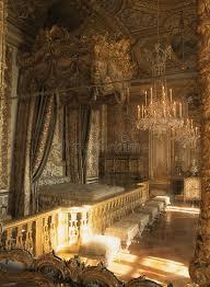 chambre antoinette réflexion de chambre à coucher de la reine antoinette dans le