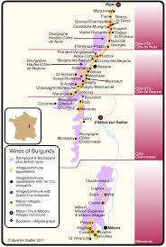 Dijon France Map by How To Read A Burgundy Wine Label