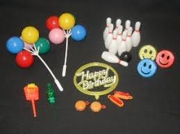 bowling cake toppers bowling party cake topper toys