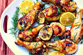 cuisiner pilon de poulet recette pilons de poulet au citron cookeo