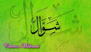 cara melaksanakan puasa sunnah syawal dan niat puasa syawal