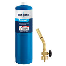Home Depot Stores San Antonio Texas Bernzomatic Ul100 Basic Propane Torch Kit Ul100kc The Home Depot