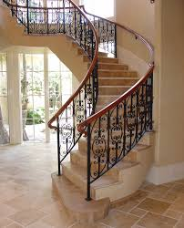 stairs interesting banisters and railings wood stair railing