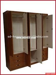 Armoire Closet Furniture Cherry Wood Wardrobe Closet Solid Wood Wardrobe Armoire Antique